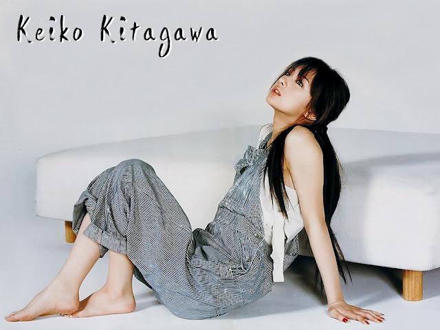 Japanese Model Kitagawa Keiko
