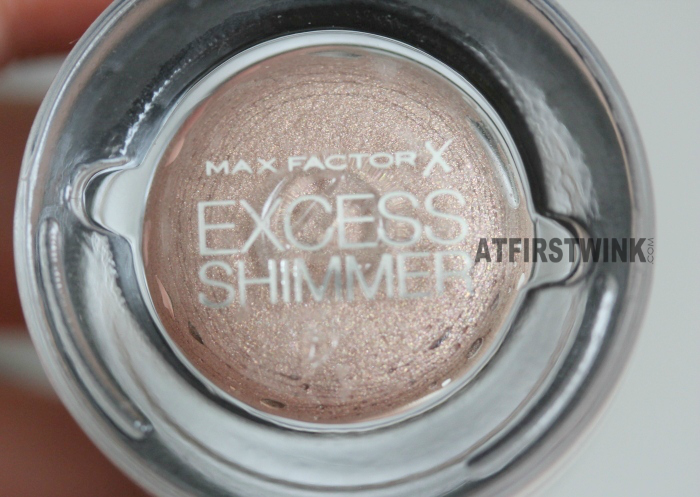 Max Factor Excess Shimmer 20 - Copper