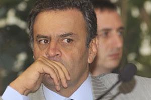 senador Aecio Neves e a farra dos alugueis no senado