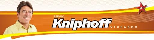 VEREADOR SERGIO KNIPHOFF