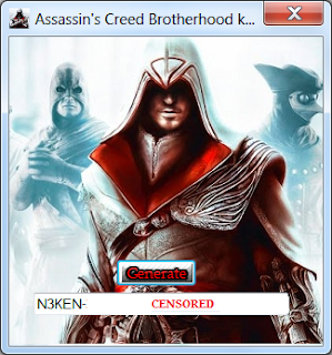 assassin s creed brotherhood скачать crack