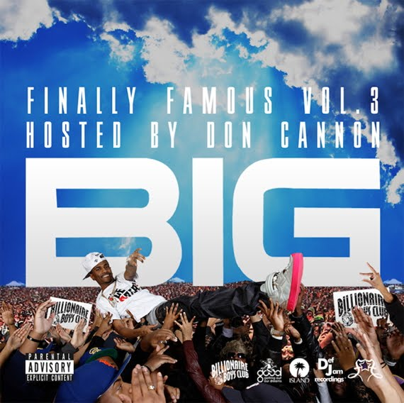 big sean finally famous vol 3 cover. 3 big sean finally famous vol