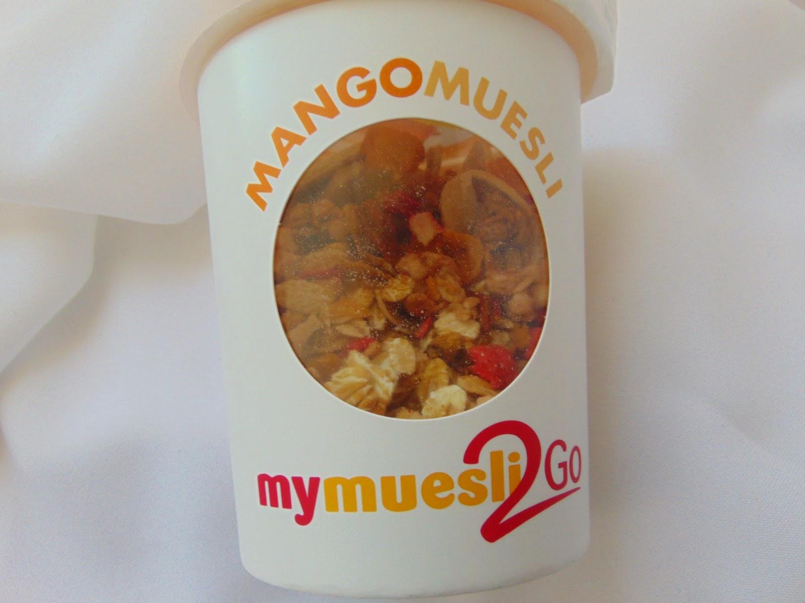 My Muesli - Glamour Shopping Week  - Mango Müsli - www.annitschkasblog.de