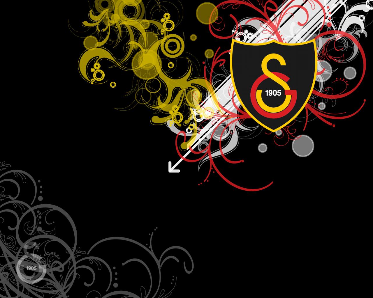 Gs Wallpaper Galatasaray Logo En G  Zel Gs Resimleri Galatasaray Duvar