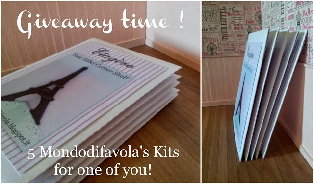 600 Followers Giveaway di Elena by Mondodifavola