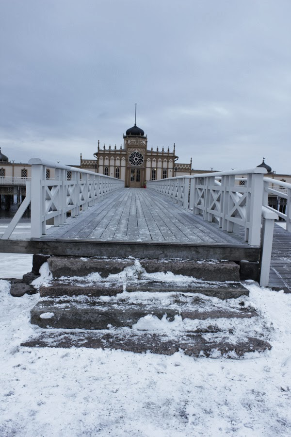 kallbadhuset i varberg, varbergsbilder, fotografier på byggnader