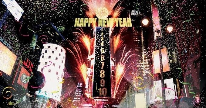 New York S Eve