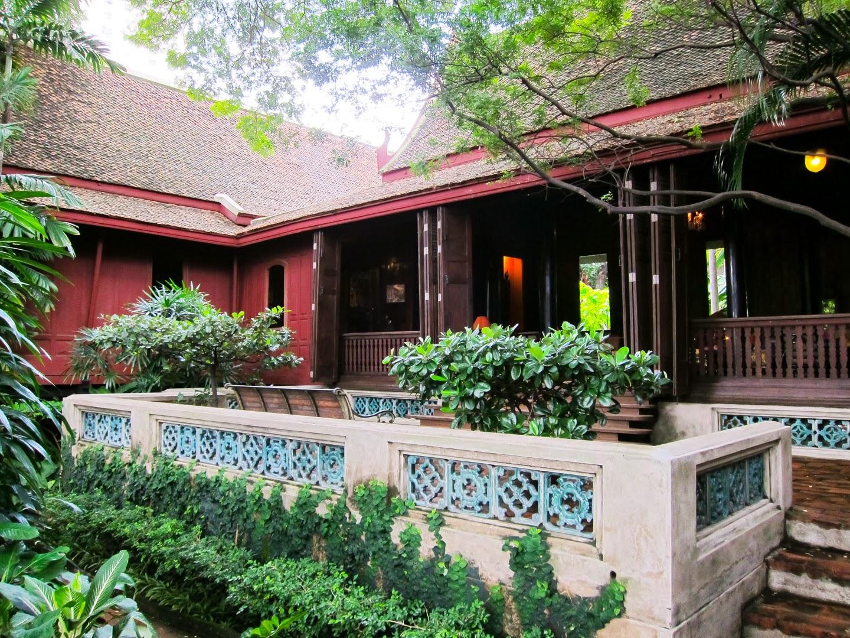 Hello Talalay: Jim Thompson House, Bangkok