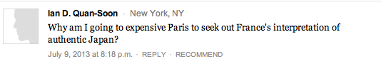 Elaine Sciolino Paris Tokyo New York Times