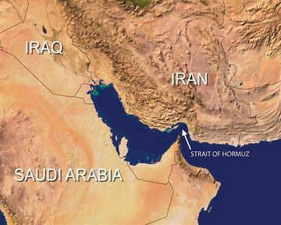 la proxima guerra iran esta probando el cierre del estrecho de ormuz