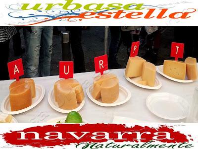"""Los concursos de """"Quesos de Idiazábal Urbasa"""", son muy habituales, tanto en Navarra como en el resto de Euskadi.   El """"Concurso Quesos Idiazábal Urbasa  de Huarte Arakil"""", es sin lugar a dudas el más famoso de cuantos se celebran en la CCAA Foral."""