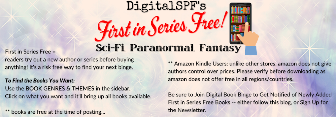 DigitalSPF: First in Series Free