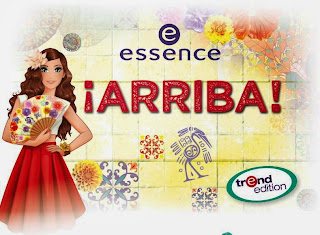 "Preview: essence trend edition ""¡Arriba!"" - www.annitschkasblog.de"