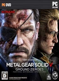 Download Game PC Metal Gear Solid V Ground Zeroes-CODEX