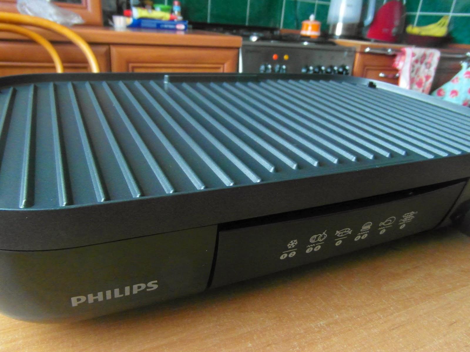 Grill elektryczny Philips HD6321/20