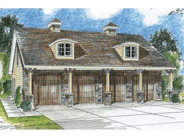 Home Decorations 4 Car Garage Plans Ideas Larger