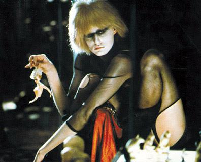 Daryl Hannah as Pris in Blade Runner