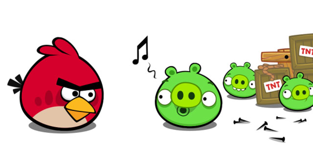 Angry Birds Bad Piggies Android