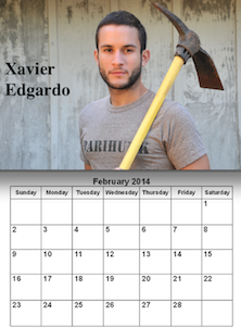 SUBMIT YOUR PICTURES FOR THE 2015 BARIHUNKS CALENDAR. DEADLINE SEPT 26