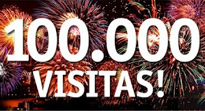 100.000 MIL ACESSOS EM 178 DIAS DO BLOG NO AR.