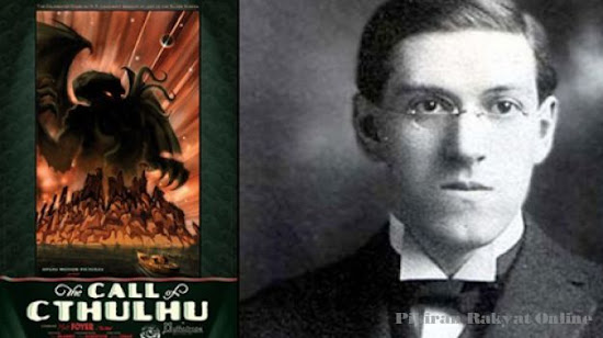 H.P. Lovecraft, Guru Para Sineas Film Horor