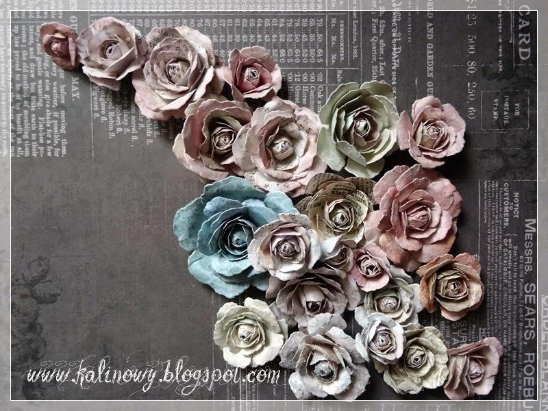 Usłane różami