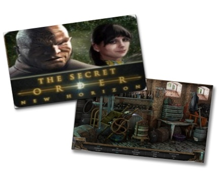 The Secret Order: New Horizon feature