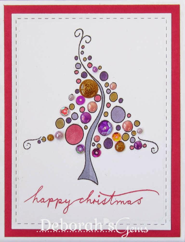 Happy Christmas - photo by Deborah Frings - Deborah's Gems
