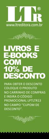 Desconto LTr Editora e blog LPT