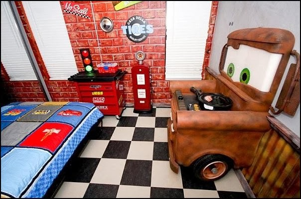 theme bedroom decorating ideas planes trains cars and trucks decor