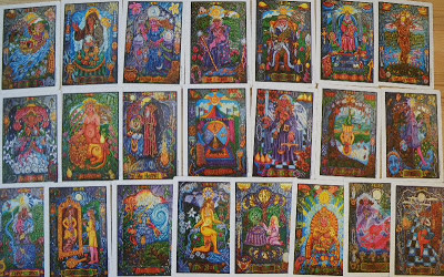 Pearls of Wisdom Tarot