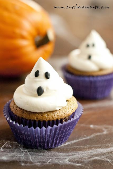 fantasmi cupcakes