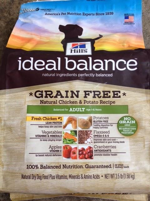 Hill S Ideal Balance Salmon And Potato Dog Food