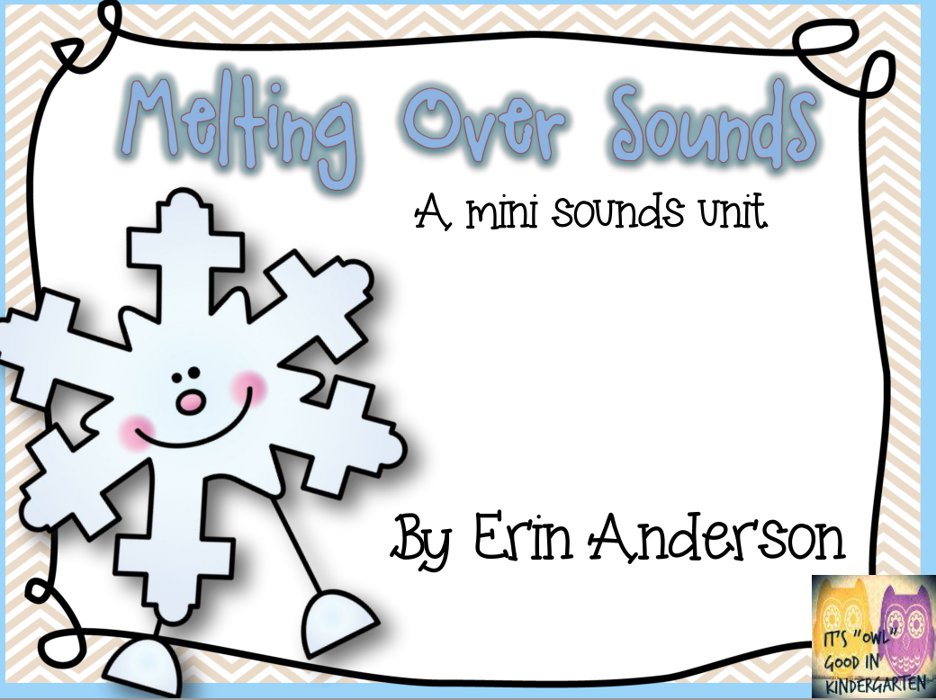 http://www.teacherspayteachers.com/Product/Melting-Over-Words-A-Mini-Sounds-Unit-1084203