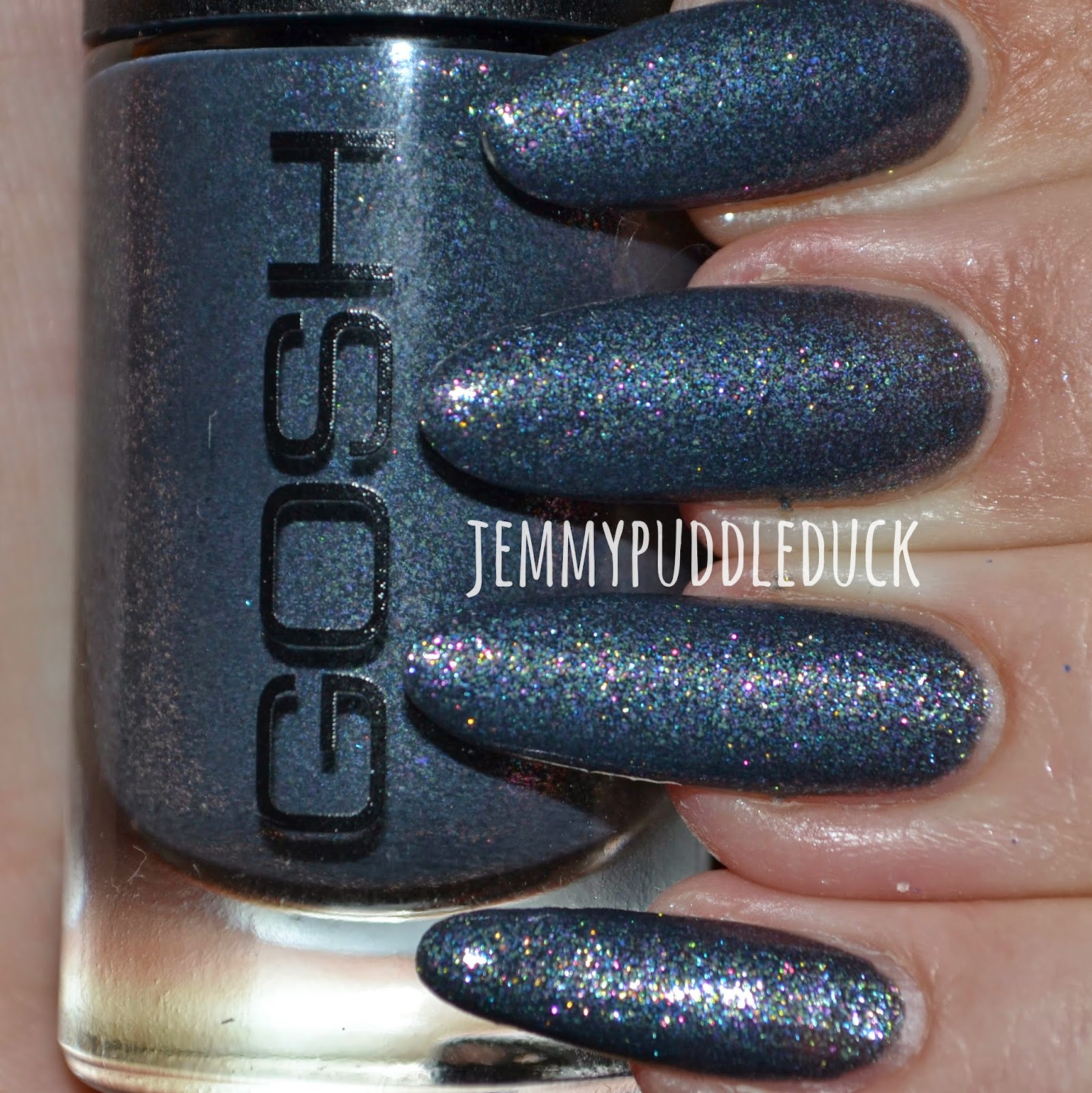 gosh million stars pearly shiney finish nail lacquer