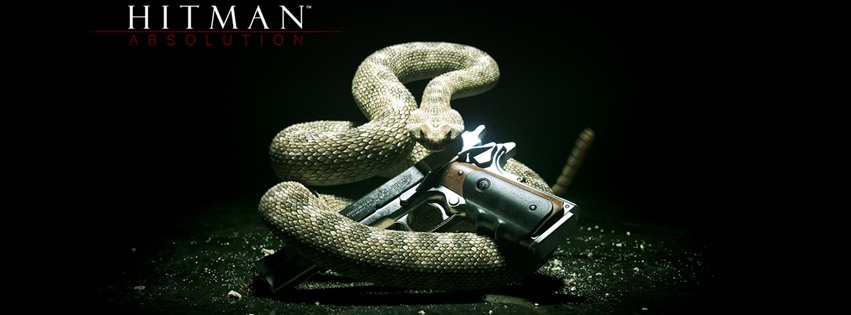 Snake and gun facebook cover