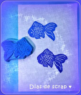 scra sello handmade peces