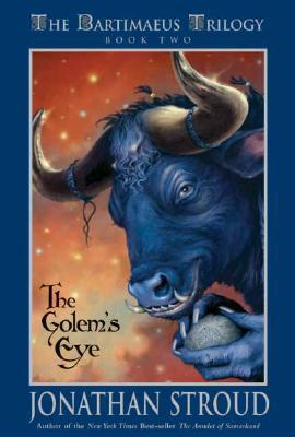 The Golem's Eye book cover