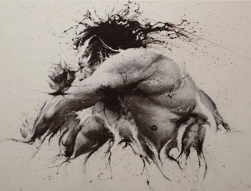 07-Italian-Artist-Paolo-Trilo-Troilo54-Finger-Painting-www-designstack-co
