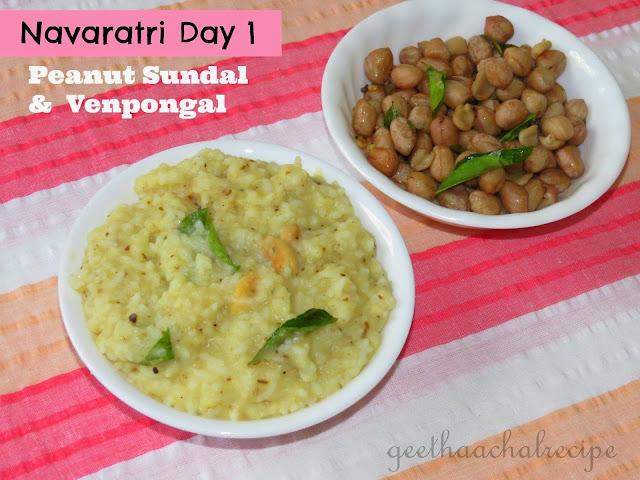 Navaratri Day 1