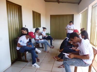 Formação Missionária para a IAM, JM e Famílias Missionárias em Rio Verde/GO