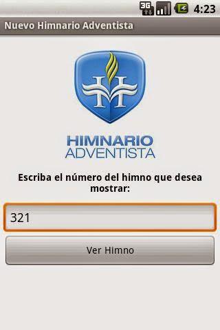 Letra Nuevo Himnario Adventista Android