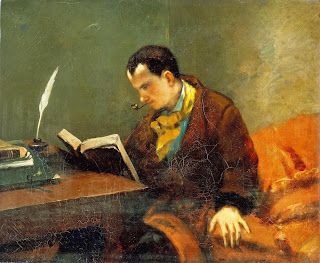 Charles Baudelaire - Gustave Courbet