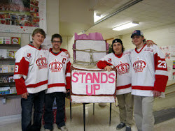 LUMBER KINGS TALK ABOUT WAYS TO STOP BULLYING