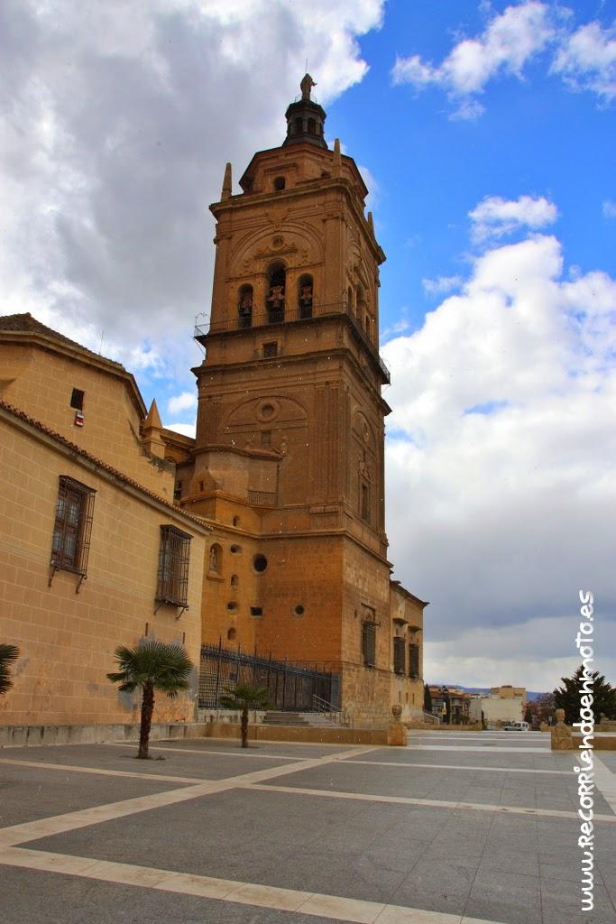 torre de la Catedral de Guadix
