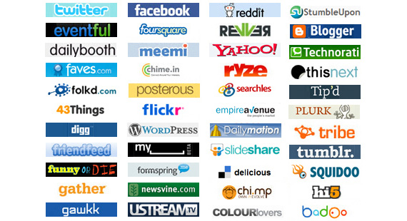 Redefining the Face Of Beauty : THE TOP SOCIAL MEDIA NETWORKS ...