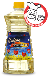 FREE Sample of Hudson Canola Oil, freebie, givaway