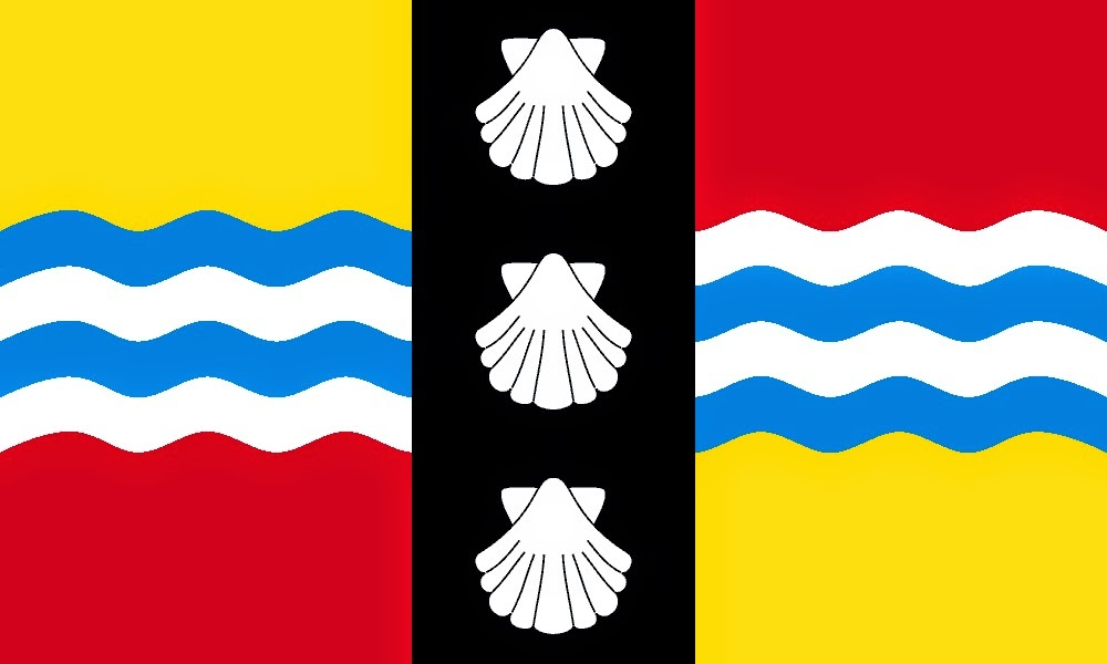 County Flag of Bedfordshire