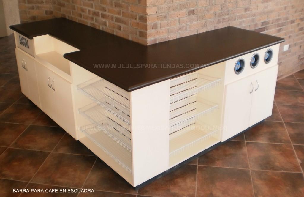 Muebles de oficina muebles de madera mobiliario de for Muebles para cafeteria precios