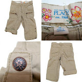 Place 3/4 Pants -Khaki, 5T, RM34